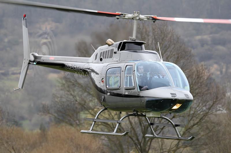 G-REMH | Bell 206B Jetranger III |