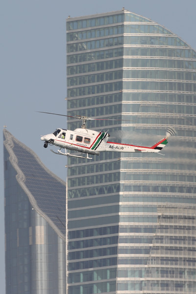 A6-ALW | Bell 212 | Aerogulf Services