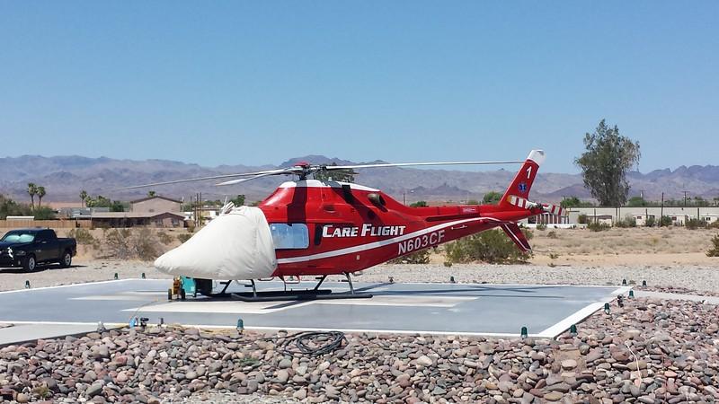 Care Flight 1 Agusta A119 #N603CF