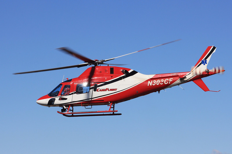 Care Flight 2000 Agusta A119 #N303CF a