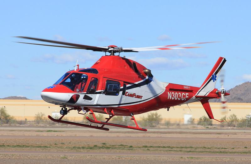Care Flight 2000 Agusta A119 #N303CF