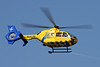 G-NWEM | Eurocopter EC135 T2 | North West Air Ambulance (Babcock Mission Critical Services Onshore Ltd)