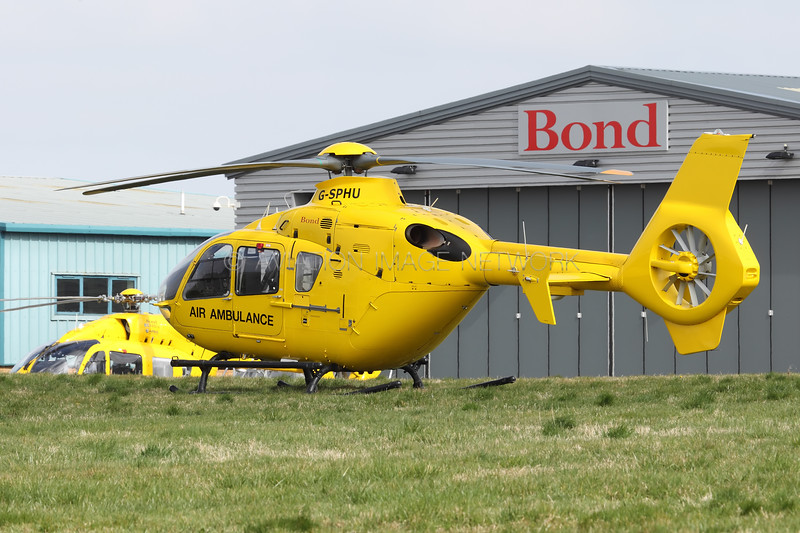 G-SPHU | Eurocopter EC135 T2+ | Bond Helicopters