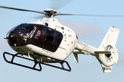 G-SENS   Eurocopter EC135 T2+   Capital Air Services