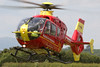G-HWAA | Eurocopter EC135 T2 | Bond Air Services Ltd | Midlands Air Ambulance