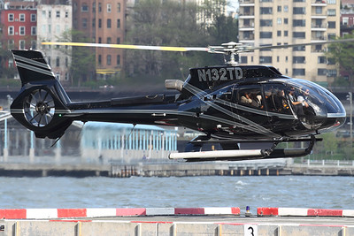 N132TD | Eurocopter EC130 T2 | Helicopter Flight Services Inc