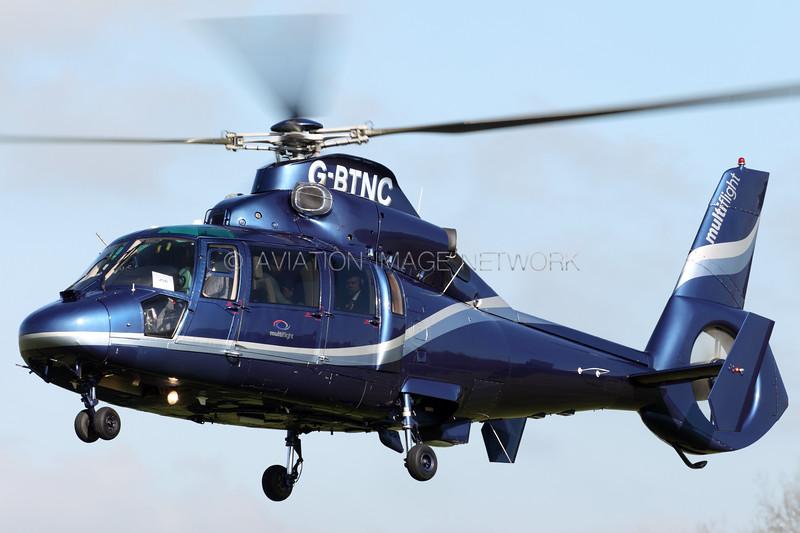 G-BTNC | Aerospatiale AS365N2 Dauphin II | Multiflight Ltd |
