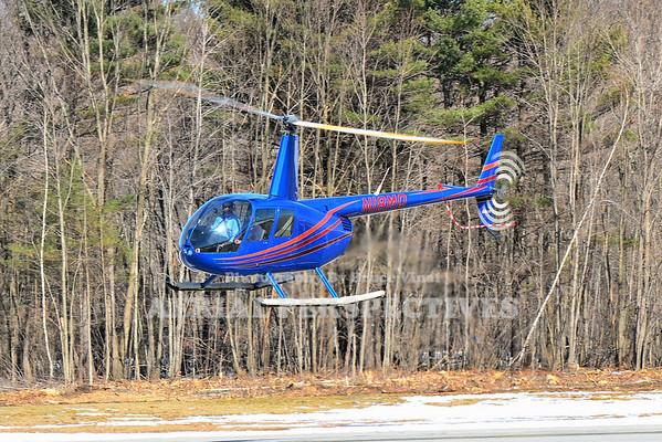 N18MQ - 2000 Robinson R-44