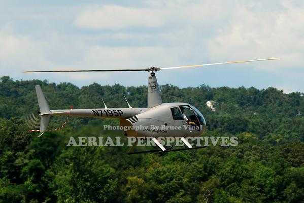 N7195P - 2001 Robinson R44