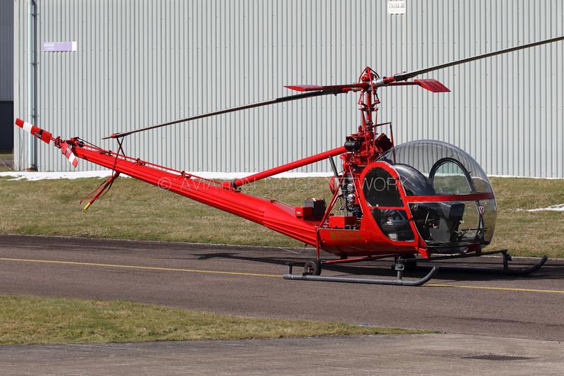 N5317V | Hiller UH-12C