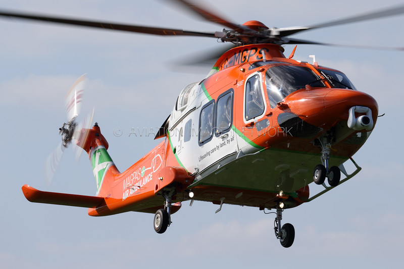 G-MGPS | Leonardo AW169 | MAGPAS Air Ambulance (Specialist Aviation Services Ltd)