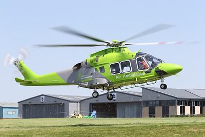 G-TCAA   Leonardo AW169   Children's Air Ambulance (Specialist Aviation Services Ltd)