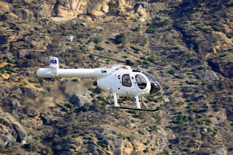 ZK-IGA | MD Helicopters MD520N | Glacier Country Helicopters