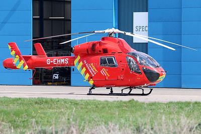 G-EHMS | MD Helicopters MD902 Explorer | London's Air Ambulance