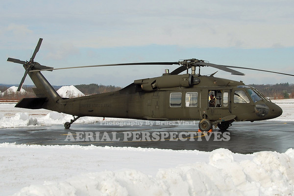 US Army Sikorsky UH-60L Black Hawk