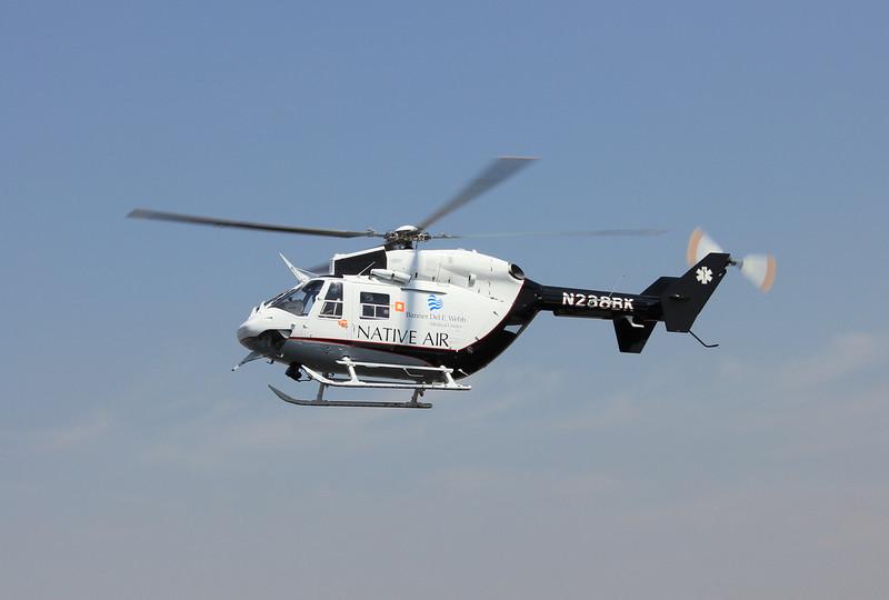 Omniflight N-20 1991 Eurocopter BK 117 B-2 #N238BK