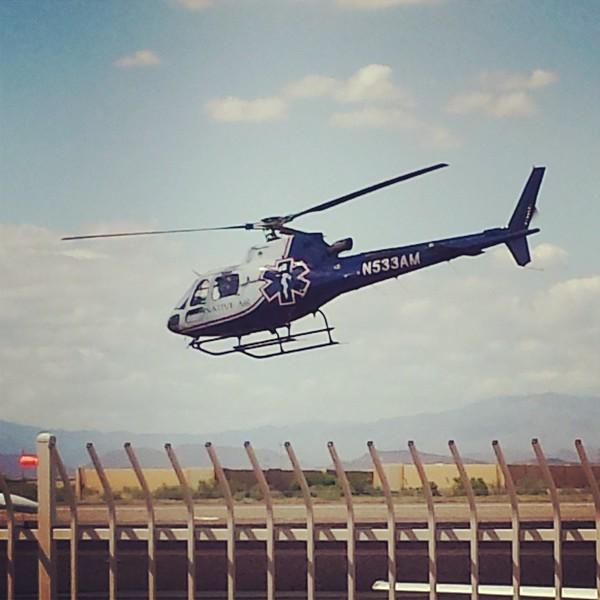 Air Methods Native Air 2008 Eurocopter AS 350 B3 #N533AM
