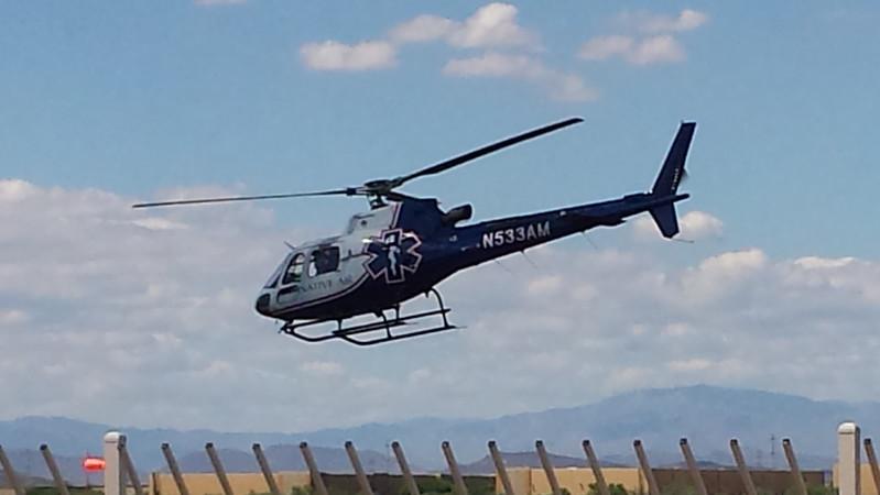 Native Air #N533AM a