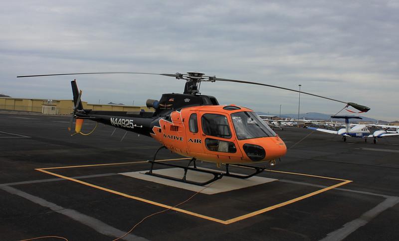 Native Air 2004 Eurocopter AS 350 B3 #N44925