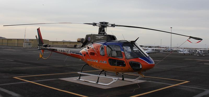Native Air 1998 Eurocopter AS 350 B3 #N827NA