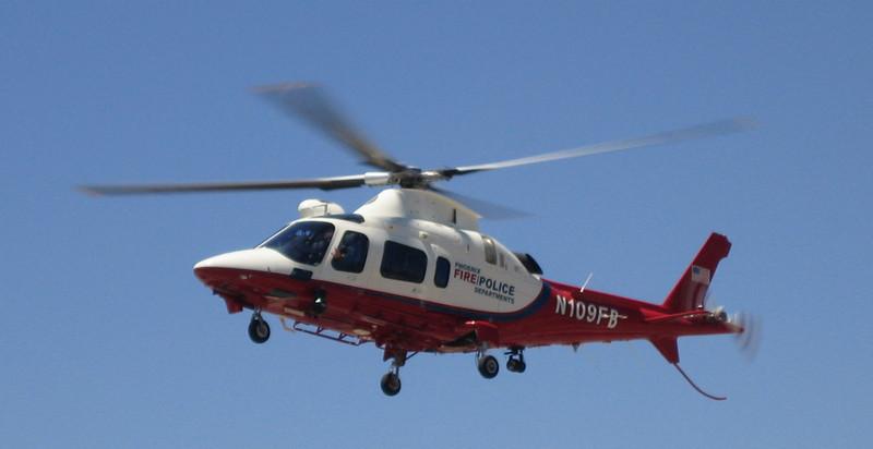 FireBird 10 2005 Agusta A109E