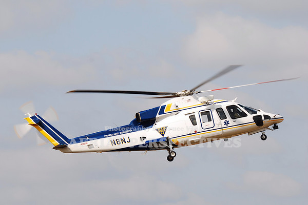 N8NJ - 1992 SIKORSKY S-76B N.J. State Police/Homeland Security