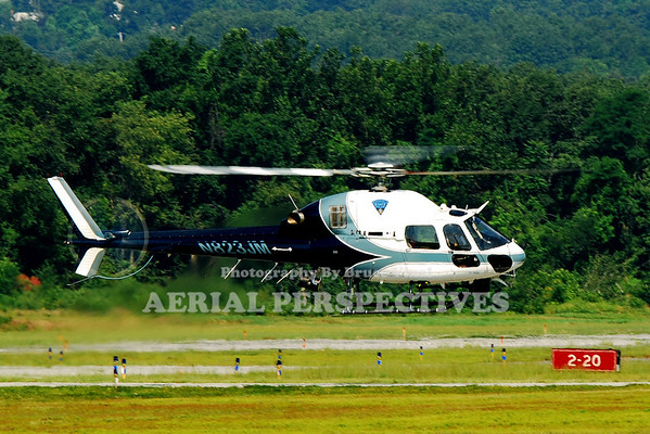 N823JM - 1998 Eurocopter AS355N TWINSTAR  Massachusetts State Police