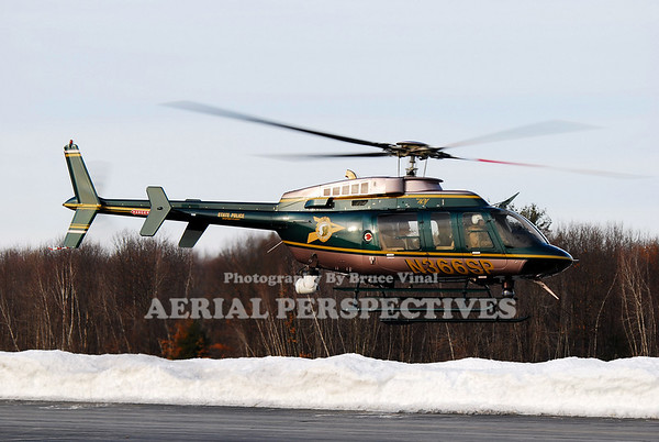 N366SP - 2002 Bell 407 New Hampshire State Police