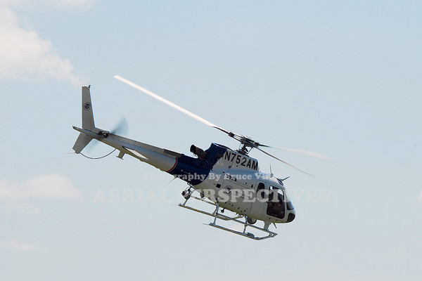 N752AM - 2008 EUROCOPTER AS 350 B3  DEPARTMENT OF HOMELAND SECURITY