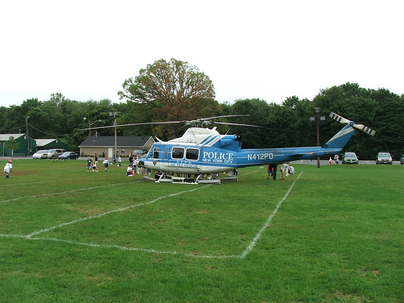 New York City Police Aviation Unit<br /> 1996 Bell 412EP