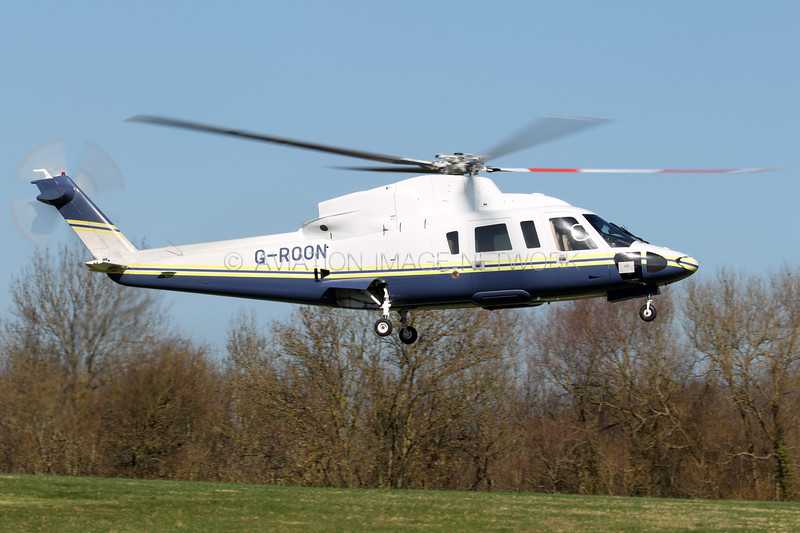 G-ROON | Sikorsky S-76C | Keystone Helicopter Corporation