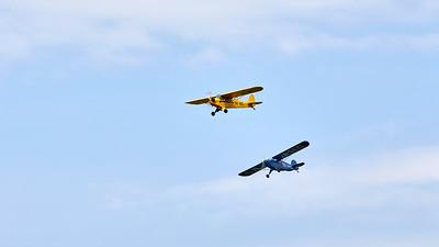 SE-AHG + SE-BEL flyby