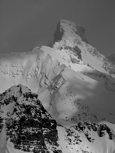 Mt. Nicci Code, Purcell Mountains
