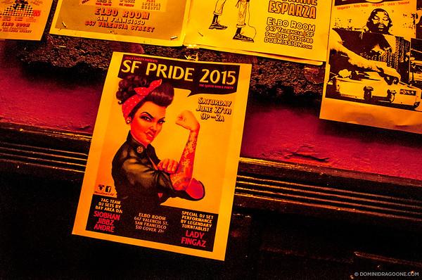 Hella Saucey-SF Pride