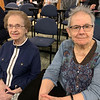 Sylvia Contover of Chelmsford and Judy Bessette of Dracut