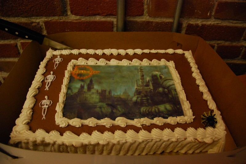 Delicious Hellgate London Cake