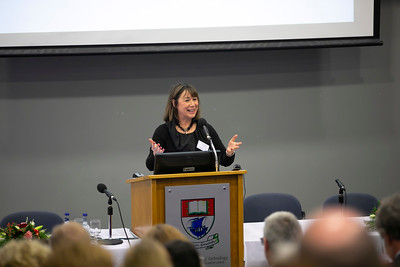11/12/2019. Pictured at the HELLIN Conference at WIT. Picture: Patrick Browne