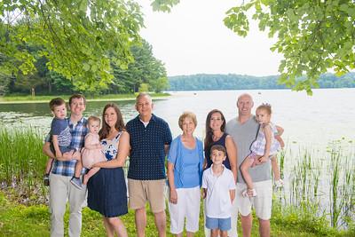 Hellmann, Duncan and Evans Family