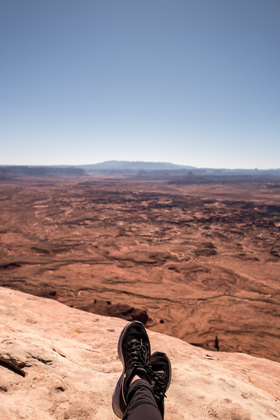 Canyonlands Anticline Overlook