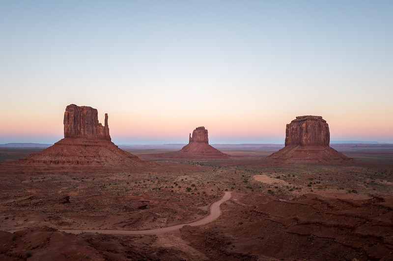 Monument Valley, UT/AZ
