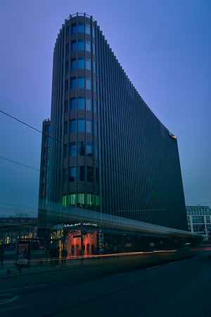 Ernst & Young Building, Berlin.