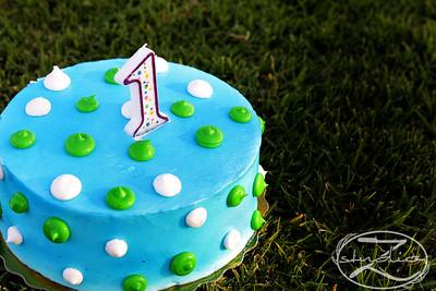 Noah-Smash The Cake