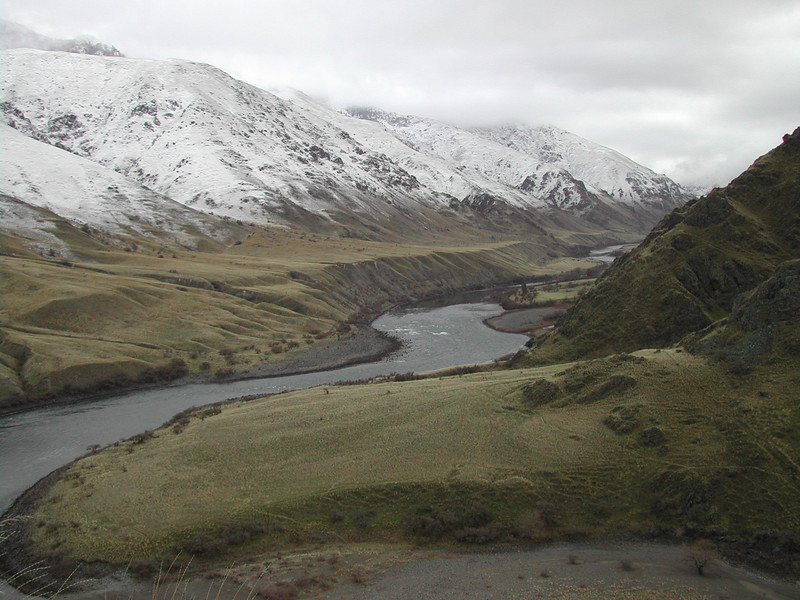 Photo courtesy of Brett Haverstick from Friends of the Clearwater. Snake River. Hells Canyon. Taken from Suicide Point. 11/2010