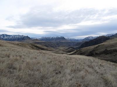 Nee-Mee-Poo Trail, Feb. 2011