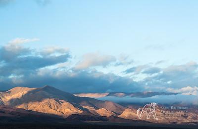 eath Valley Badlands