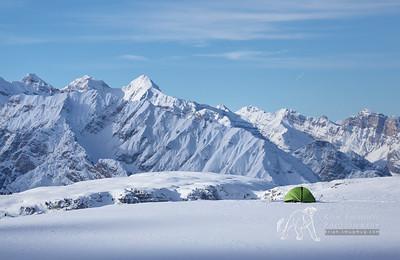 Dolomites Bivouac