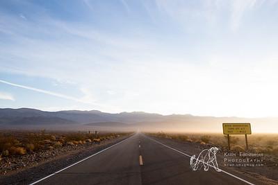 Roads of Death Valley II