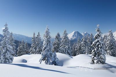 Karwendel Winter