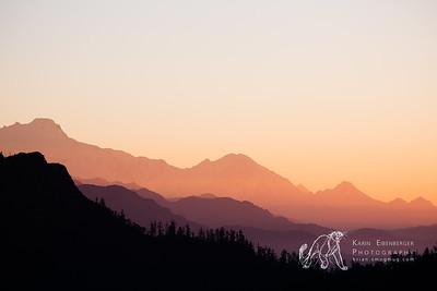 Poon Hill Sunrise.