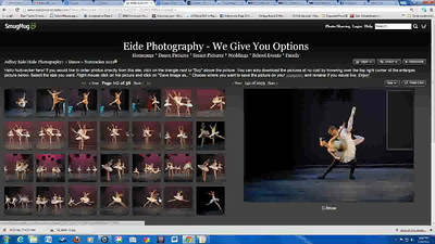 Purchasing Photos through Eide Photography